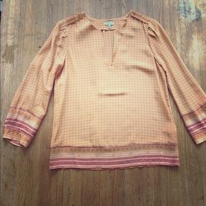 Joie Silk popover Size Xsmall